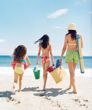 Protege a tu familia del sol