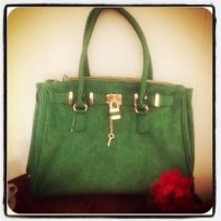 Bolsa verde - 48 dólares