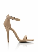 Strappy patent heels - go jane - 22 dólares