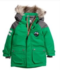 En New York sabemos que con el frío no se juega. Esta chaqueta para chicos cuesta 60 dólares y promete abrigarlos durante el crudo invierno