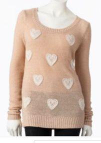 Suéter LC Lauren Conrad - Kohls - 37 dólares