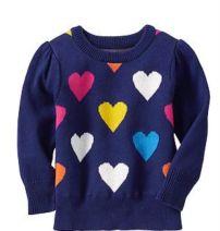 Suéter para niñas - Old Navy - 16 dólares