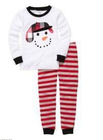Pijama de 'Snowman' - 12 dólares en Khols