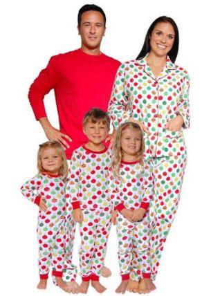 Pijamas para toda la familia- en amazon.com