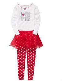 Pijama para niñas Carters - 10 dólares