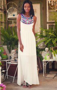 Damietta Dress Francesca's. 54 dólares