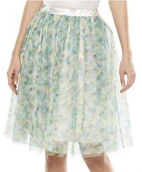 Tulle Skirt, 47.99