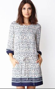 Gone Boho Shift Dress $22.80