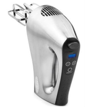 10 Speed Hand Mixer